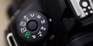Các chế độ chụp ảnh của máy ảnh Canon
