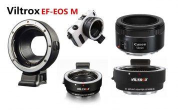 Ngàm chuyển lens EF-EOS M
